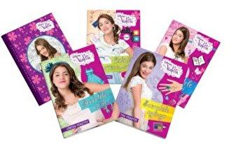 Pachet: Violetta (5 carti)/*** de la Litera