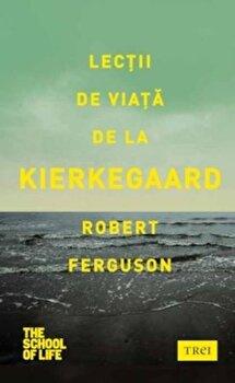 Lectii de viata de la Kierkegaard/Robert Ferguson de la Trei