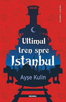 Ultimul tren spre Istanbul/Ayse Kulin de la Nemira