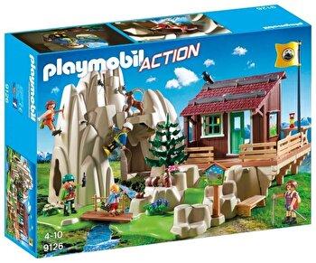 Playmobil Action, Zona de alpinism de la Playmobil