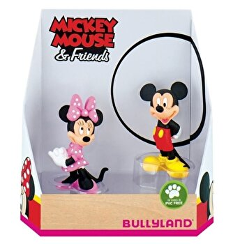 Set figurine Minnie si Mickey