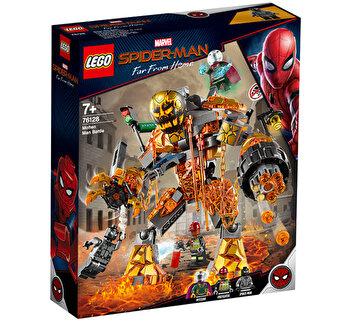 LEGO Super Heroes, Spider-Man – Batalia lui Molten Man de la LEGO