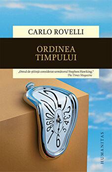 Ordinea timpului/Carlo Rovelli de la Humanitas