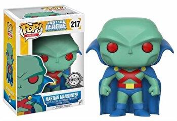 Figurina Funko Pop! Justice League – Martian Manhunter de la Funko Pop