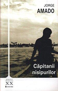 Capitanii nisipurilor/Jorge Amado de la Univers