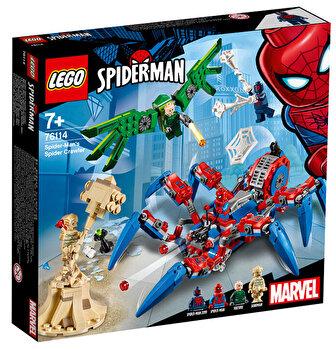 LEGO Super Heroes, Vehiculul lui Spider-Man 76114 de la LEGO