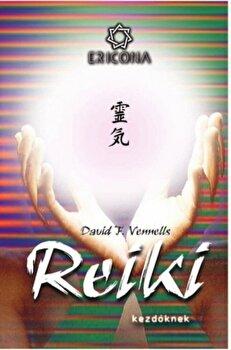 Reiki pentru incepatori – Editie in limba maghiara/David Vennels de la Aquila `93