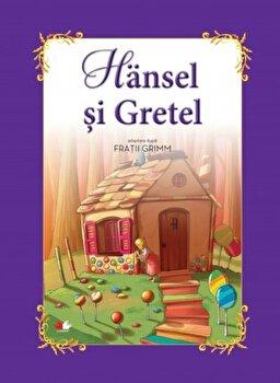 Hansel si Gretel – adaptare dupa Fratii Grimm/*** de la Litera