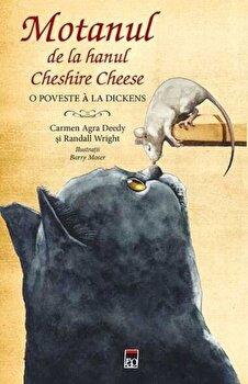 Motanul de la hanul Cheshire Cheese/Carmen Agra Deedy, Randall Wright de la RAO