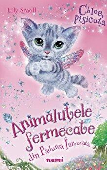 Pisicuta Chloe (serie animalute fermecate din padurea inrourata)/Lily Small de la Nemira