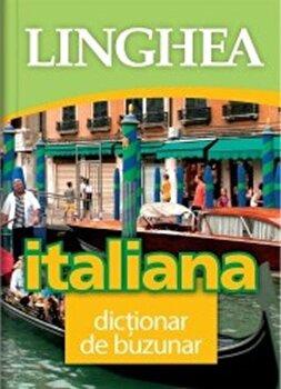 Italiana. Dictionar de buzunar/*** de la Linghea