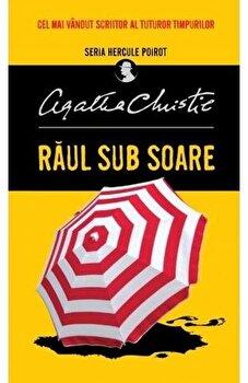 Raul sub soare (Hercule Poirot)/Agatha Christie