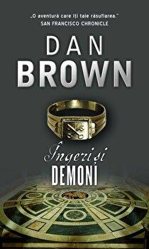 Ingeri si demoni/Dan Brown