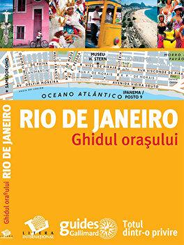 Rio de Janeiro. Ghidul orasului/*** de la Litera