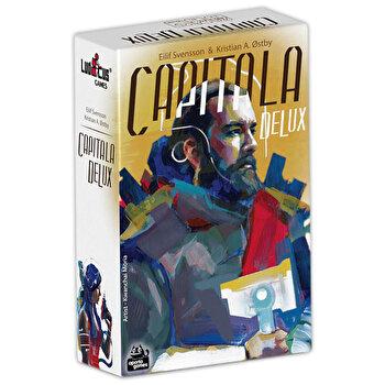 Joc Capitala DeLux de la Aporta Games