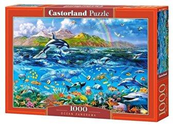 Puzzle Panorama oceanica, 1000 piese de la Castorland