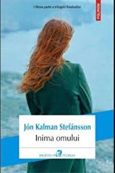 Inima omului/Jon Kalman Stefansson