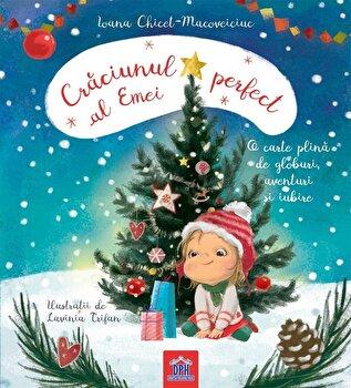 Craciunul Perfect Al Emei – Nou (Bordbook)/Ioana Chicet Macoveiciuc de la DPH