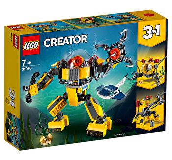 LEGO Creator 3 in 1, Robot subacvatic 31090 de la LEGO