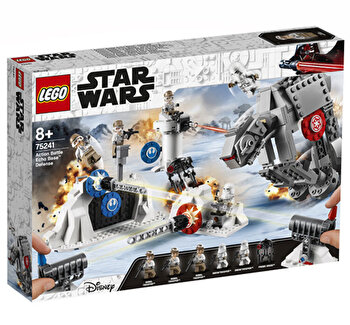 LEGO Star Wars, Apararea Action Battle Echo Base 75241 de la LEGO
