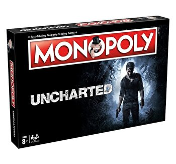 Joc Monopoly – Uncharted de la Winning Moves