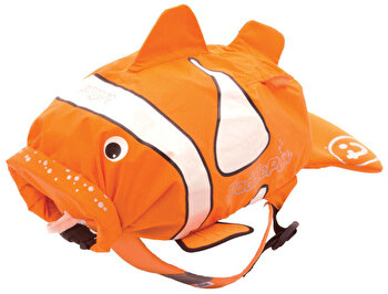 Rucsac Trunki - PaddlePak Clown Fish