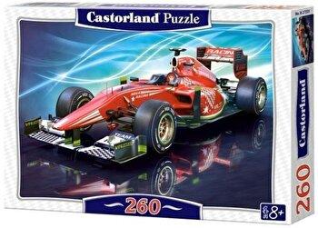 Puzzle Masina de curse, 260 piese de la Castorland