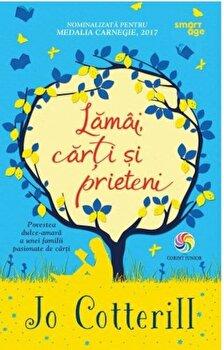 Lamai, carti si prieteni/Jo Cotterill de la Corint
