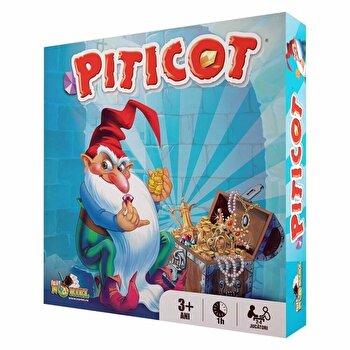 Joc Comoara lui Piticot de la Noriel