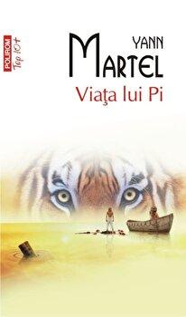 Viata lui Pi (Top 10+)/Yann Martel
