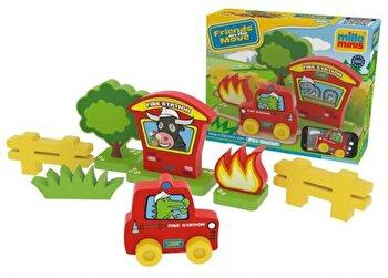 Pompieri – Set mare de la Friends On The Move