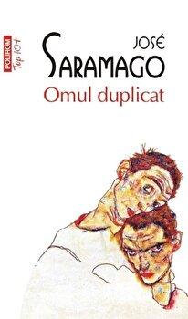 Omul duplicat (Top 10+)/Jose Saramago