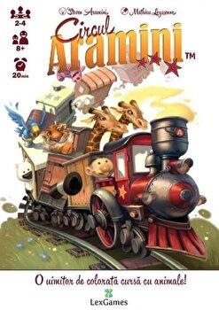 Joc Circul Aramini – limba romana de la Lex Games