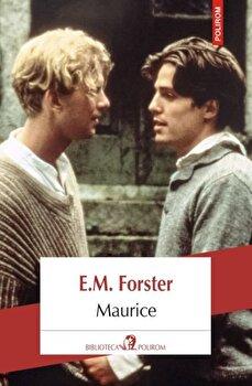 Maurice/E.M. Forster de la Polirom