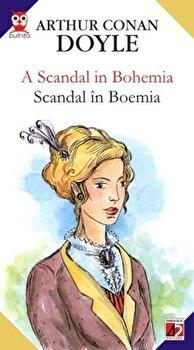 A Scandal in Bohemia / Scandal in Boemia/Arthur Conan Doyle de la Paralela 45