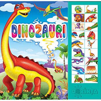 Dinozauri – Carte cu sunete/*** de la Dorinta