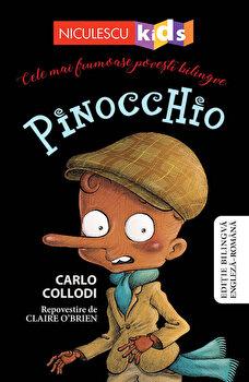 Pinocchio/repovestire de Claire O`Brien de la Niculescu