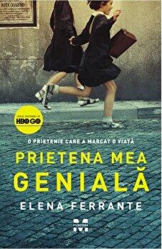 Prietena mea geniala-editie de film/Elena Ferrante de la Pandora M