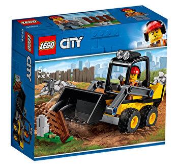 LEGO City, Incarcator pentru constructii 60219 de la LEGO
