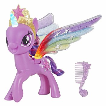 My Little Pony, Figurina cu aripi stralucitoare Twilight Sparkle de la My Little Pony