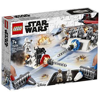LEGO Star Wars, Atacul Generatorului Action Battle Hoth 75239 de la LEGO