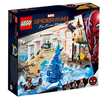 LEGO Super Heroes, Spider-Man – Atacul lui Hydro-Man de la LEGO
