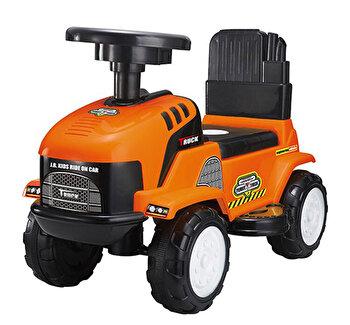 Ride-on tractoras, portocaliu de la Saint Toys