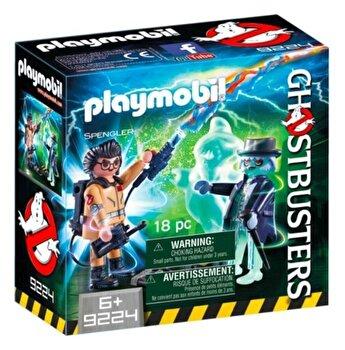 Playmobil Ghostbusters, Spengler si fantoma de la Playmobil