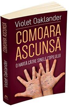 Comoara ascunsa: o harta catre sinele copilului/Violet Oaklander