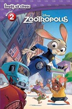 Invat sa citesc. Zootropolis. Nivel 2/*** de la Litera