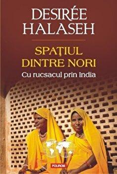 Spatiul dintre nori. Cu rucsacul prin India/Desiree Halaseh de la Polirom