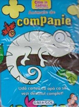 Citim in cadita – Animale companie/*** de la Girasol