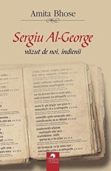 Sergiu Al-George vazut de noi, indienii/Amita Bhose de la Cununi de Stele