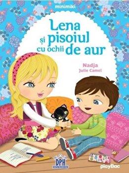 Lena si pisoiul cu ochi de aur/Nadja, Julie Camel de la DPH
